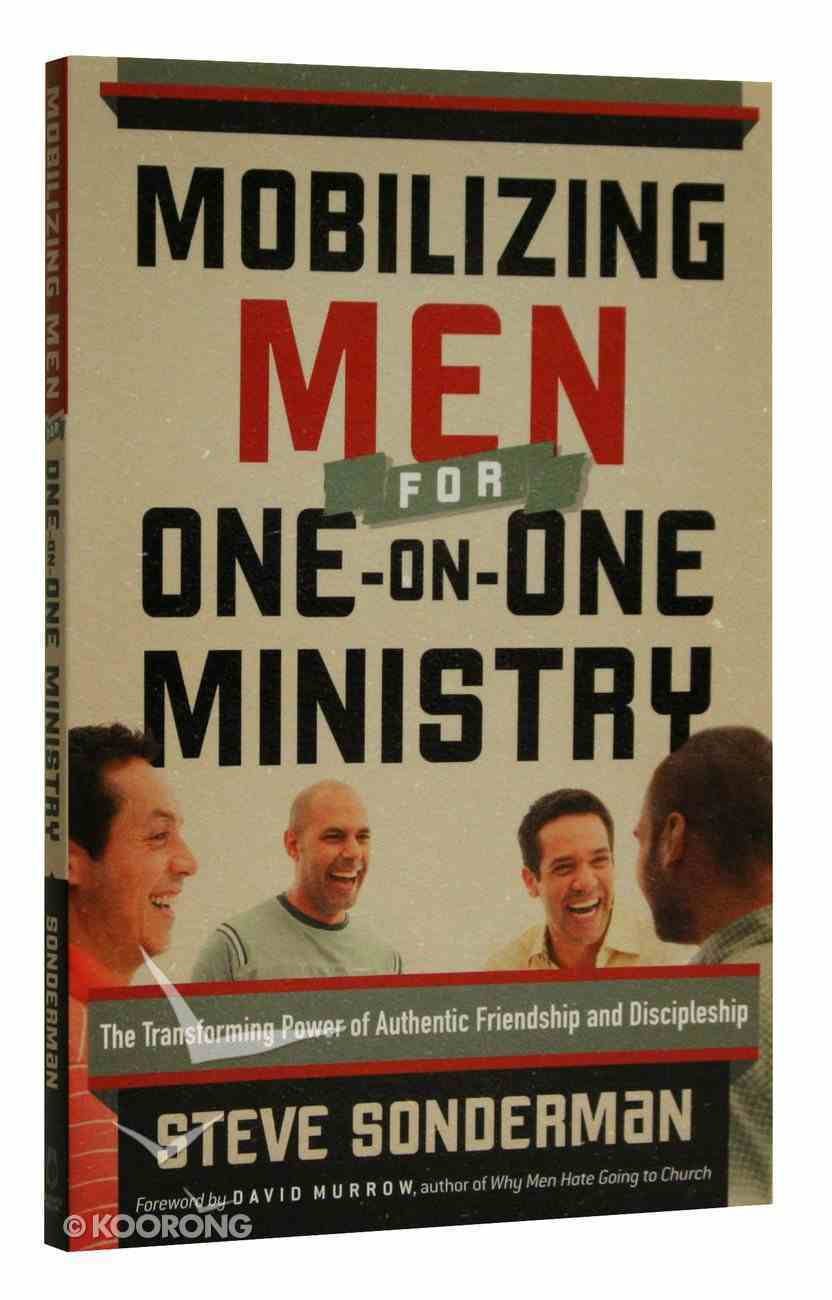 Mobilizing Men For One-On-One Ministry Paperback