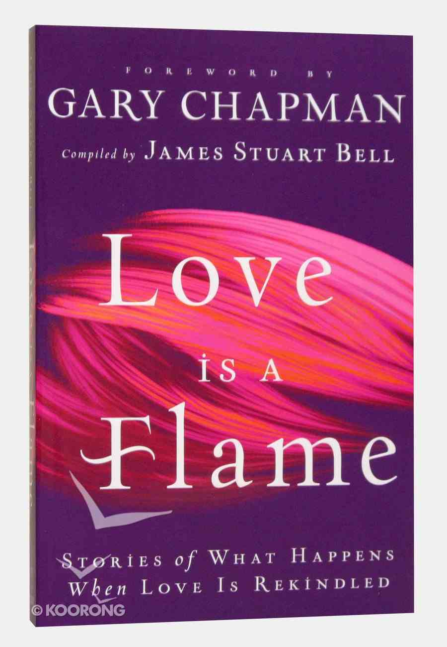 Love is a Flame Paperback