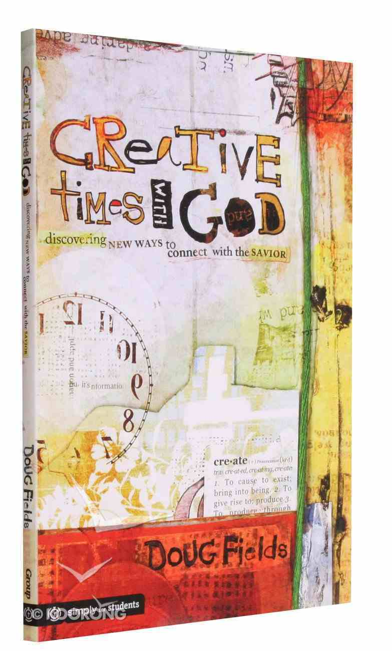 Creative Times With God Paperback