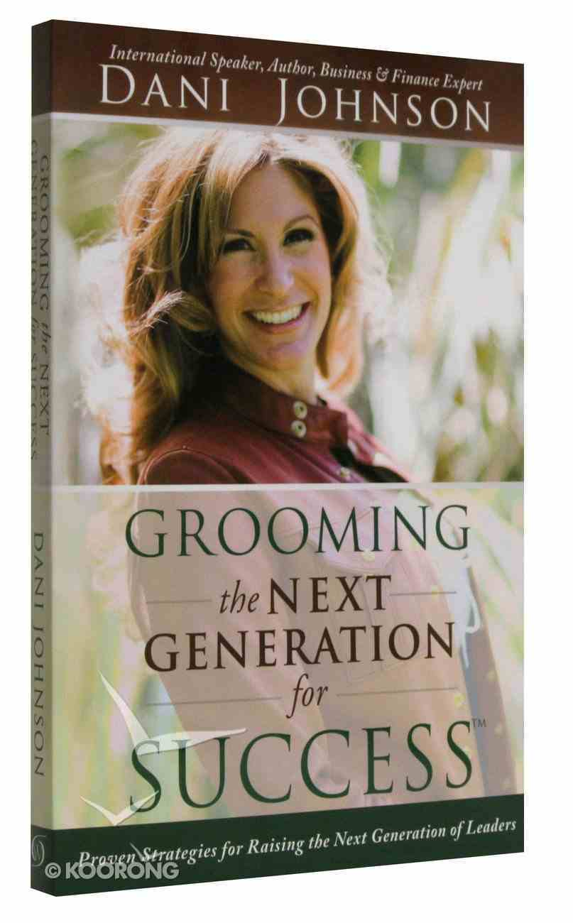Grooming the Next Generation For Success Paperback