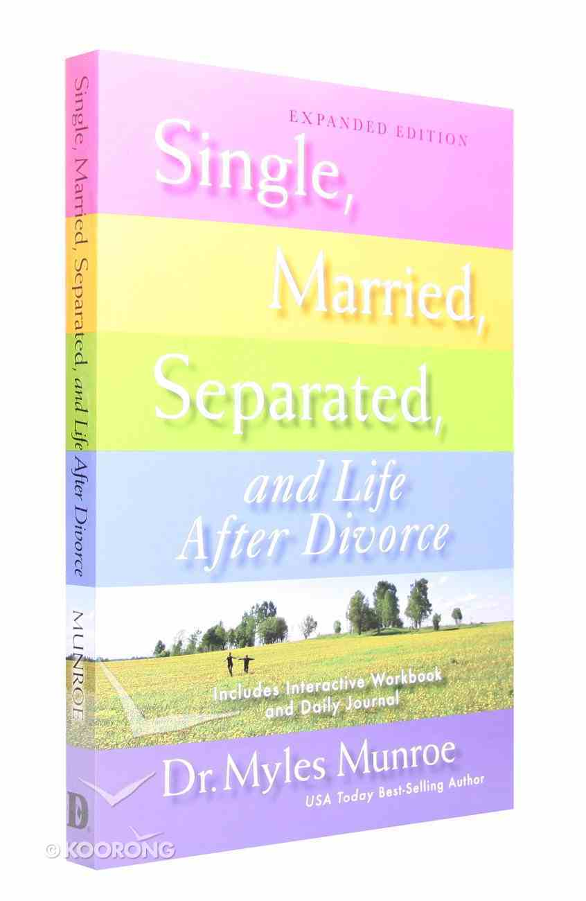 Single, Married, Separated and Life After Divorce Paperback