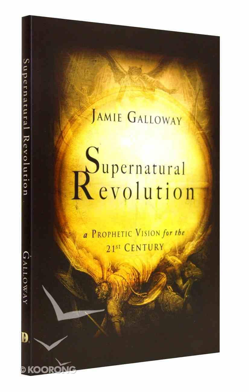 Supernatural Revolution Paperback
