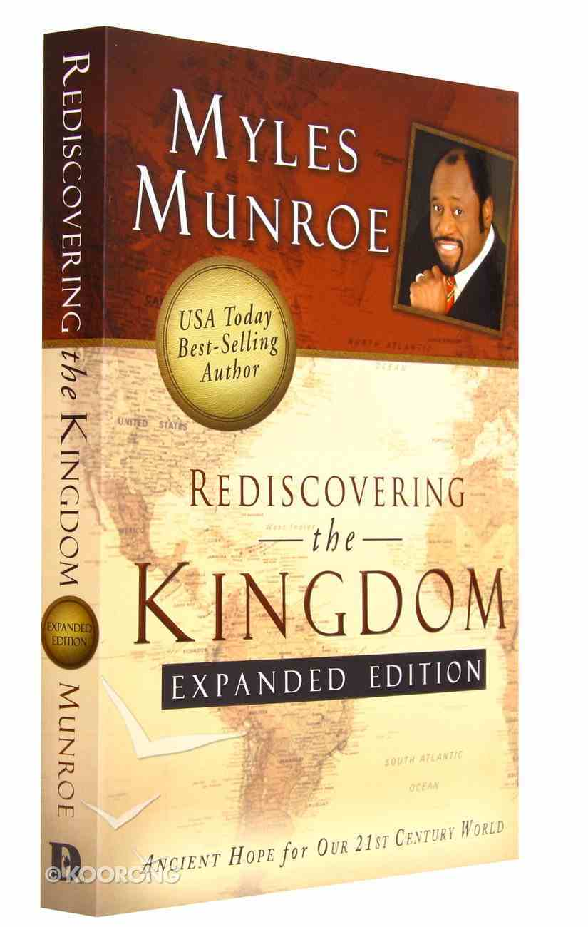 Rediscovering the Kingdom (Expanded Edition) Paperback