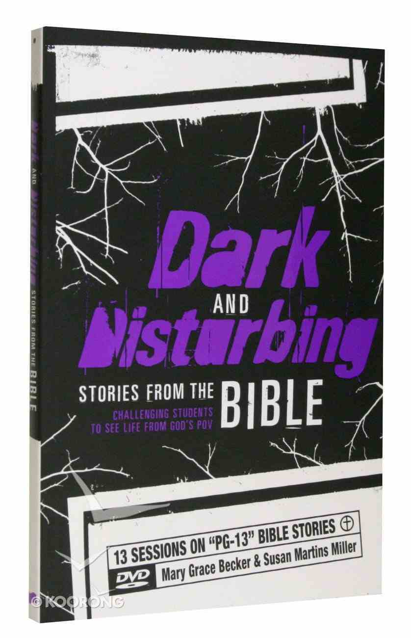 Dark and Disturbing Stories From the Bible Paperback