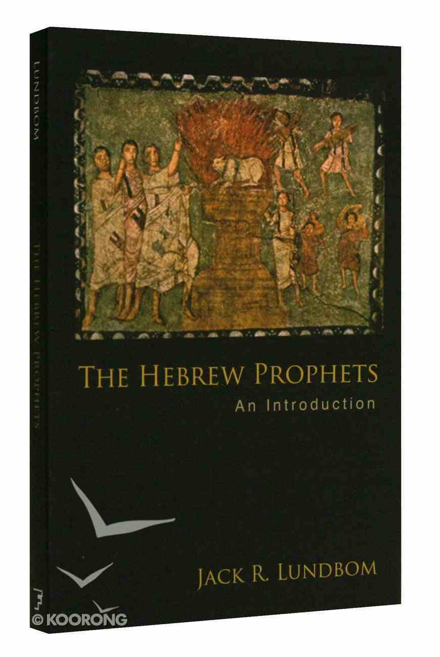 The Hebrew Prophets Paperback