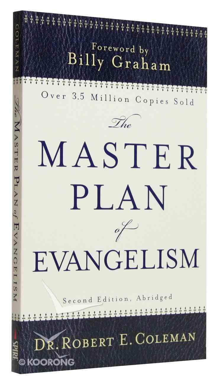 The Master Plan of Evangelism Mass Market