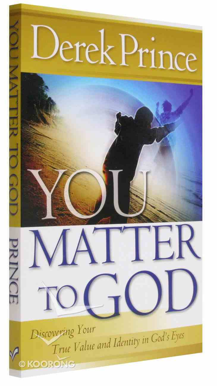 You Matter to God Paperback