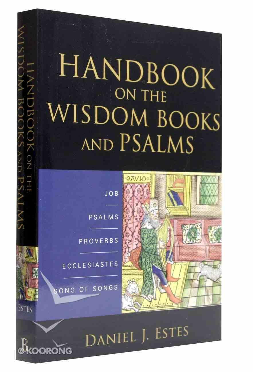 Handbook on the Wisdom Books and Psalms Paperback
