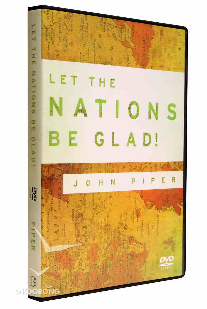 Let the Nations Be Glad! (Dvd) DVD