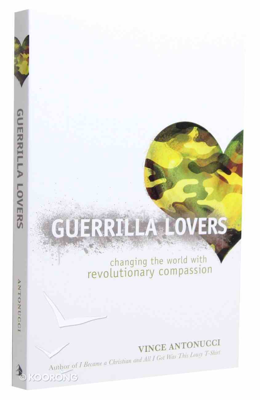 Guerrilla Lovers Paperback