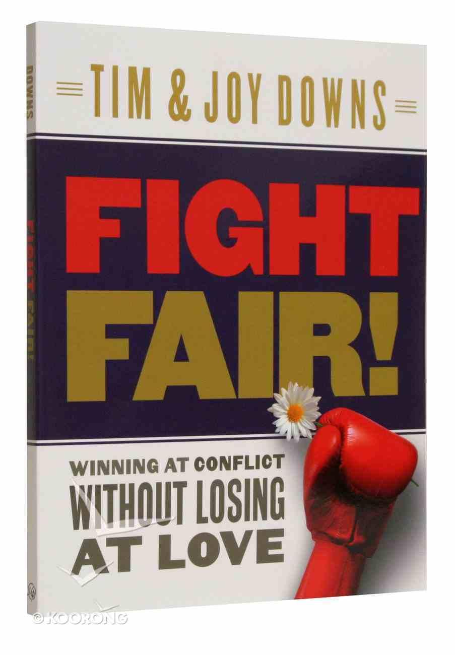 Fight Fair! Paperback