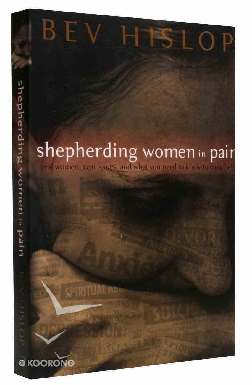 Shepherding Women in Pain Paperback