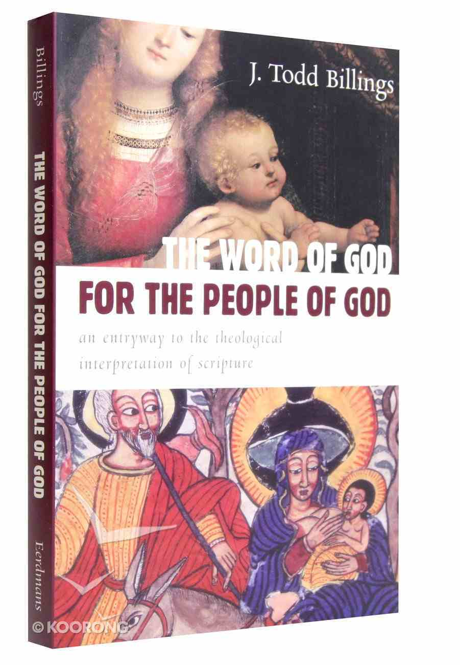 Word of God For the People of God Paperback