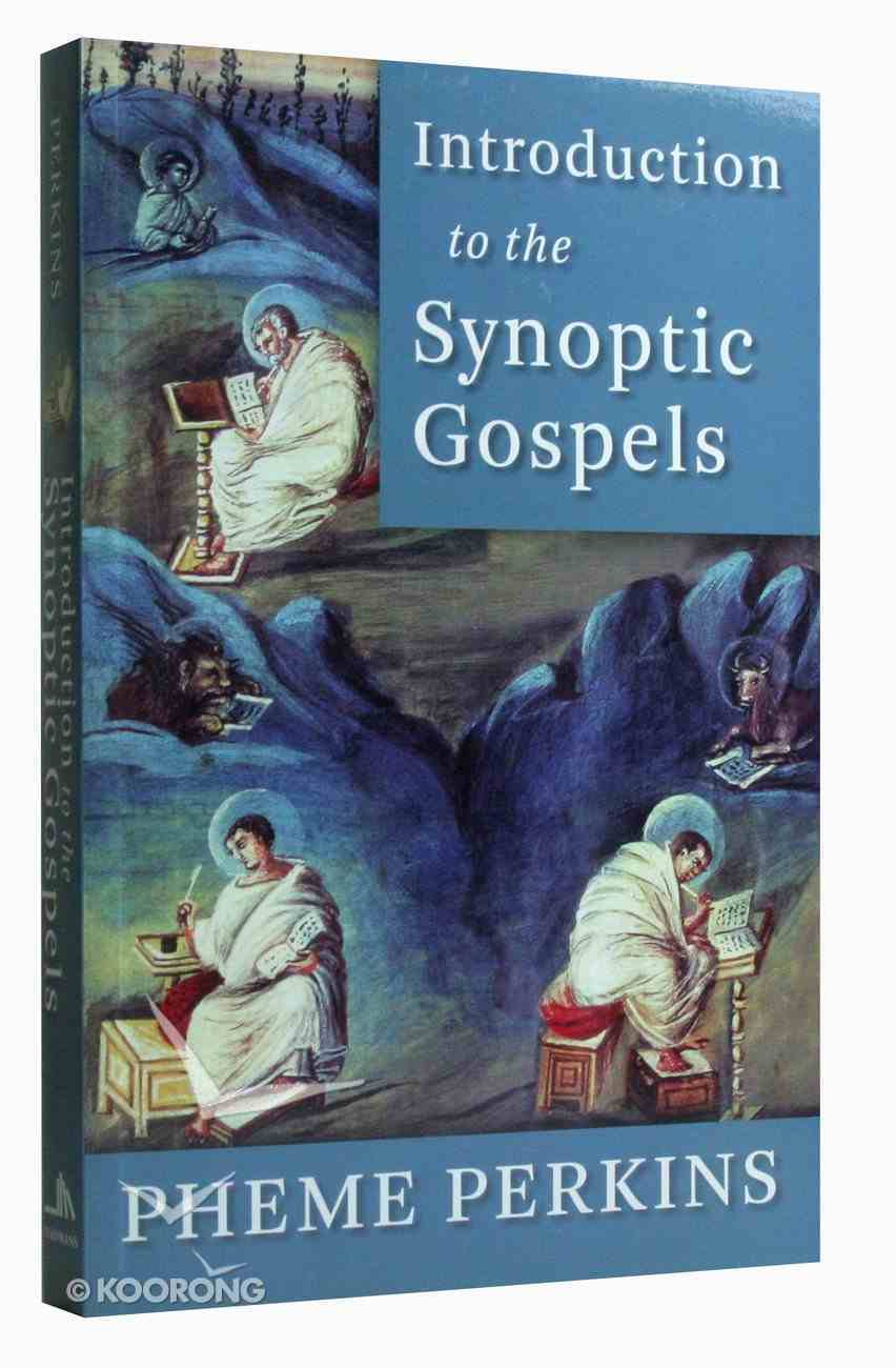 Introduction to the Synoptic Gospels Paperback
