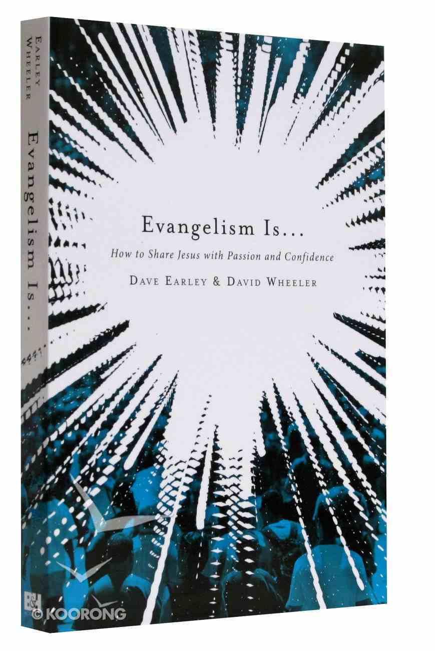 Evangelism is Paperback