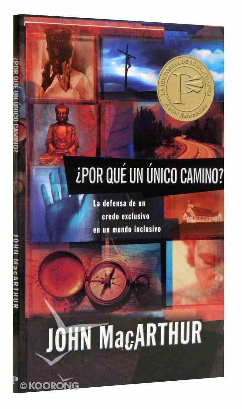 Que Un Unico Camono? (Why One Way?) Paperback