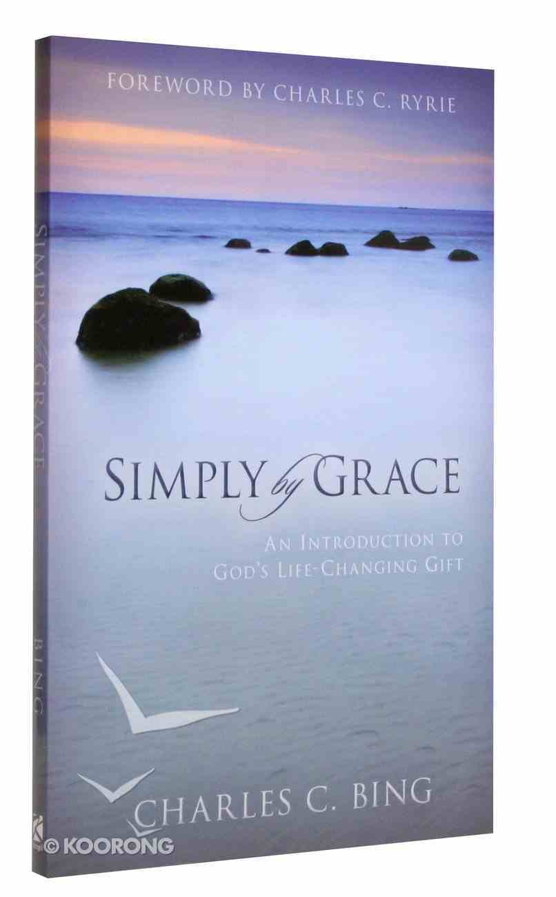 Simply By Grace Paperback