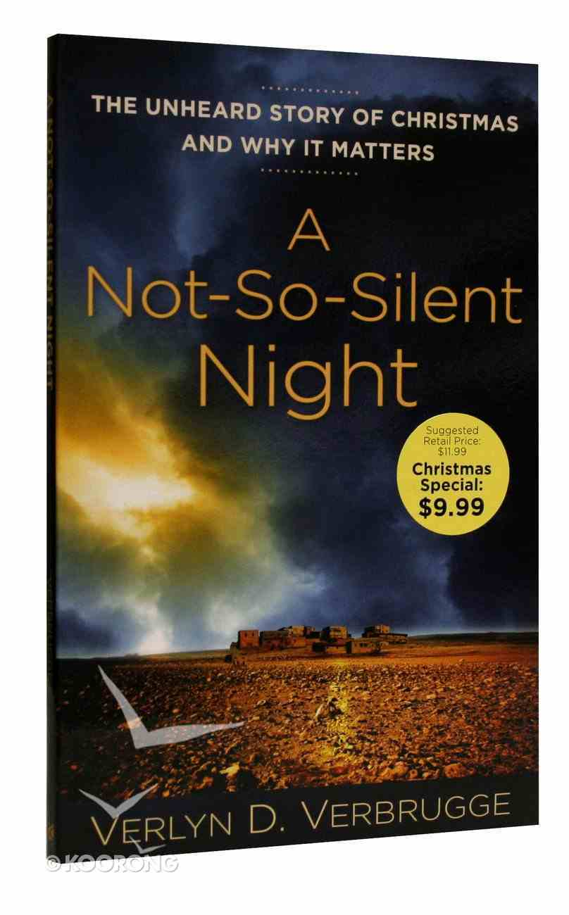 A Not-So-Silent Night Paperback