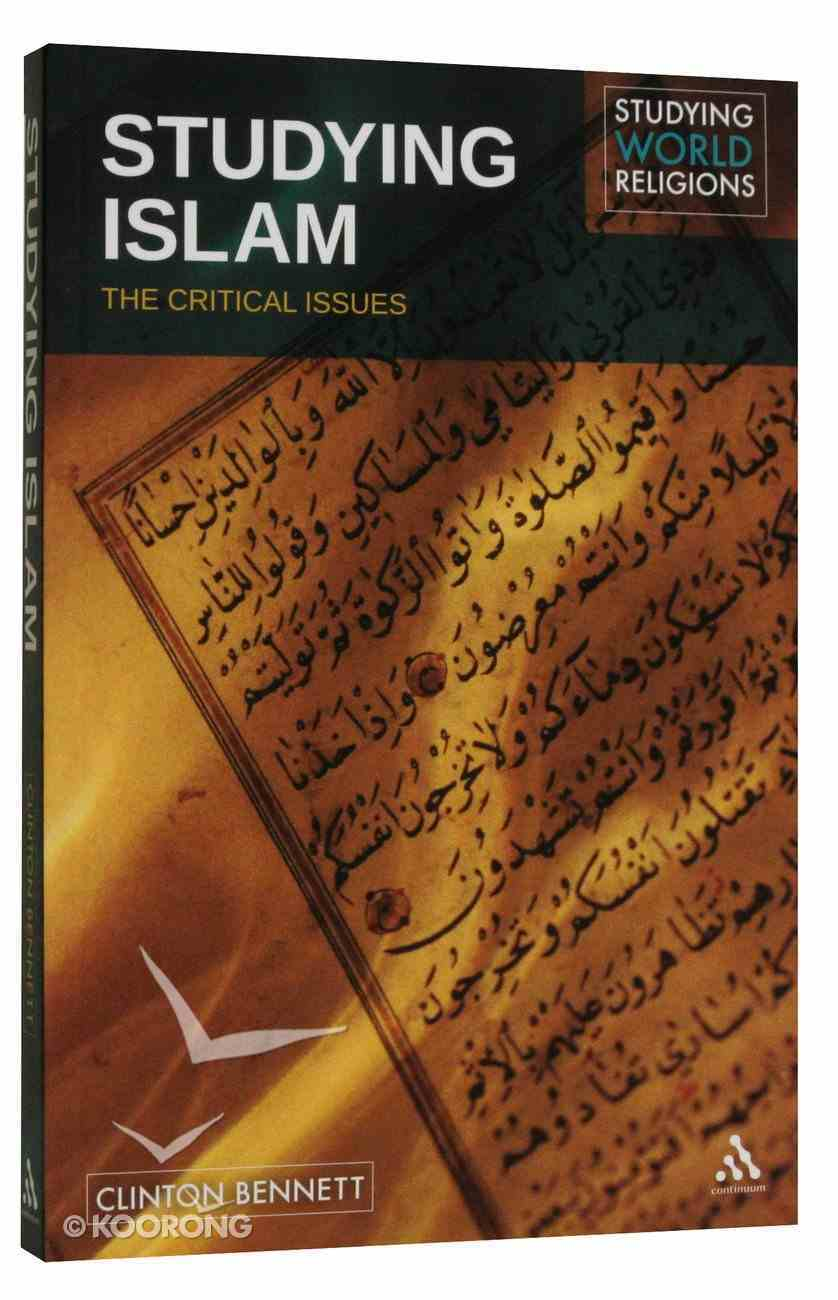 Studying Islam Paperback