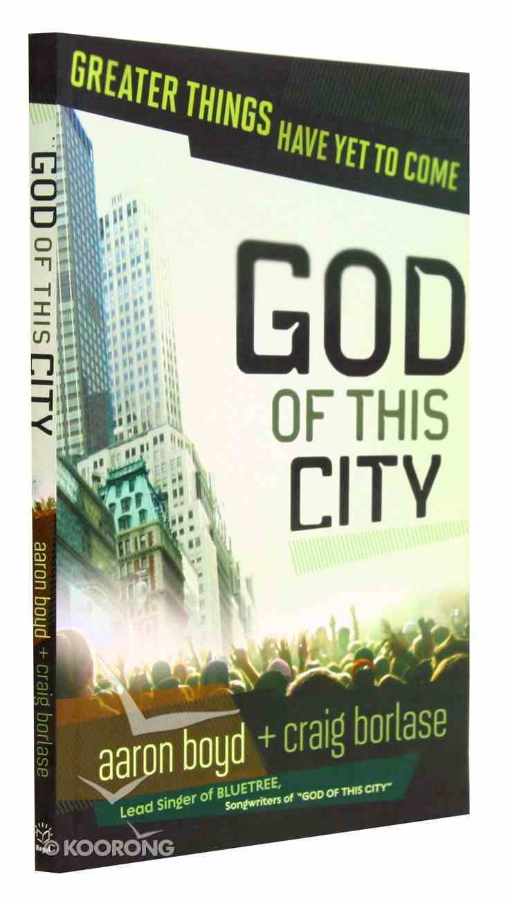 God of This City Paperback