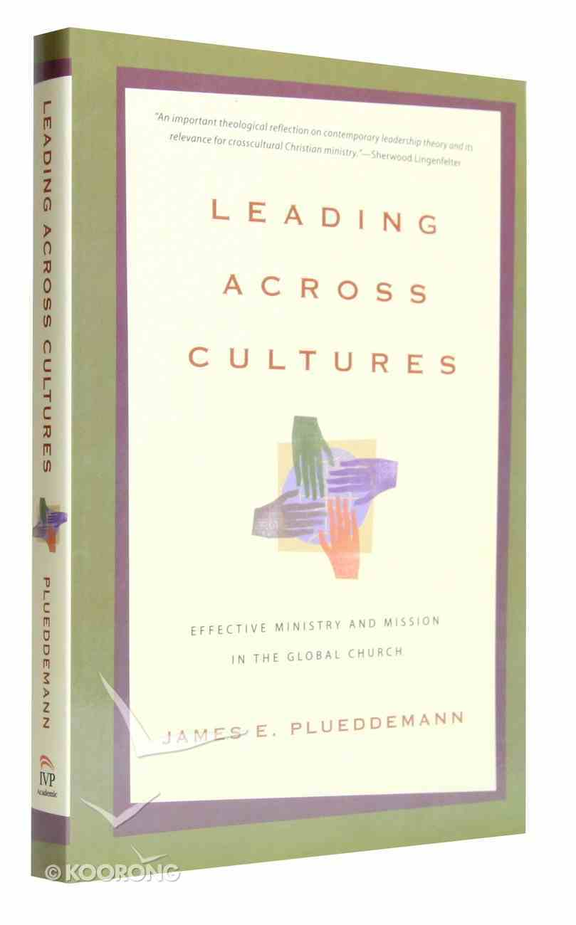 Leading Across Cultures Paperback