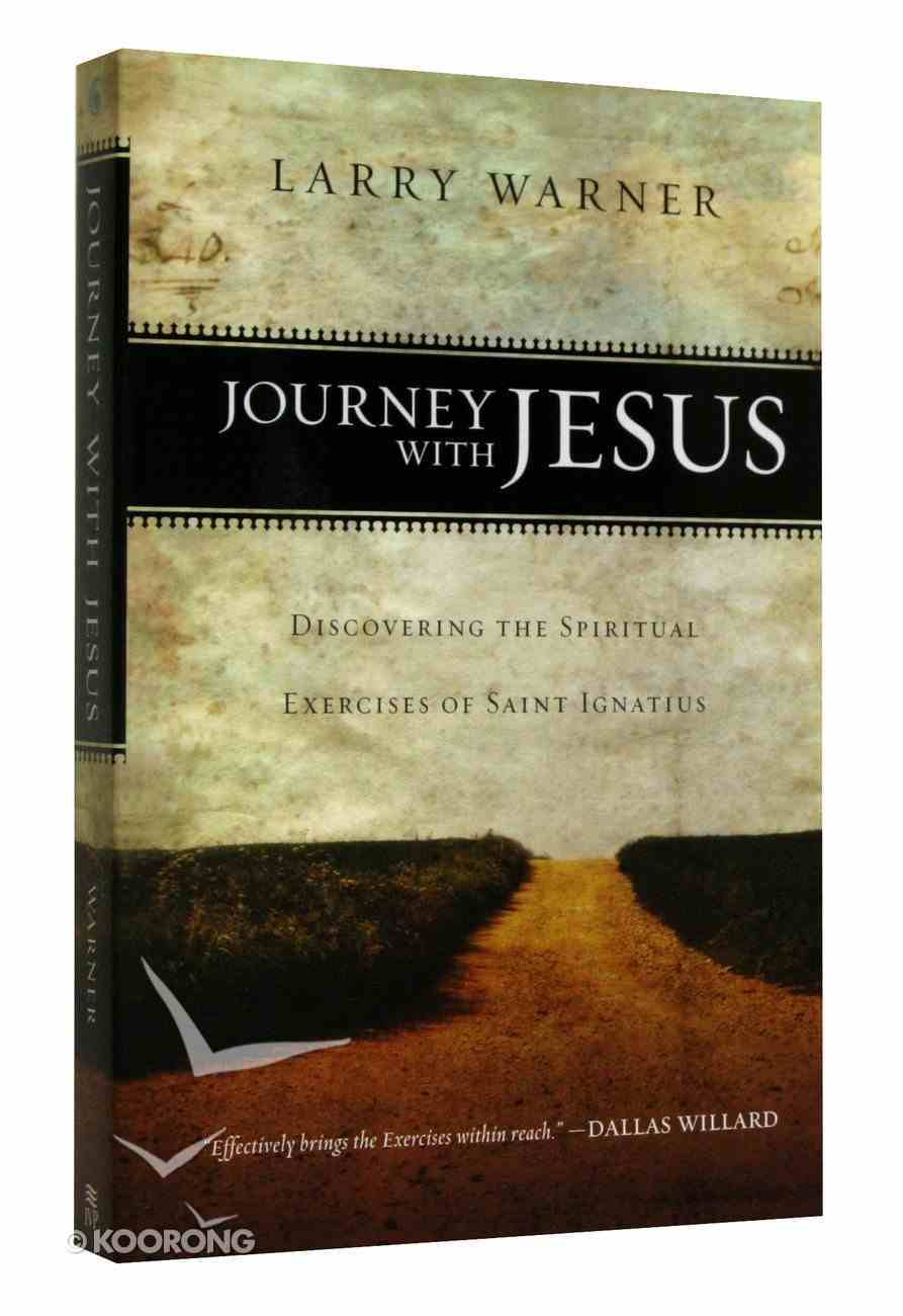 Journey With Jesus Paperback