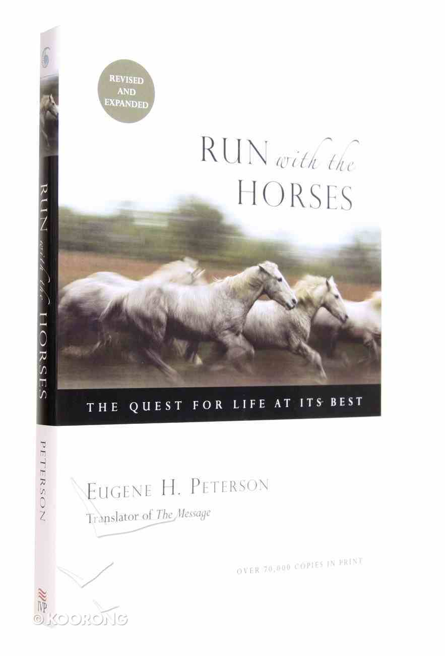 Run With the Horses (And Expanded) Paperback