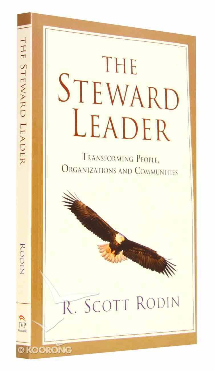 The Steward Leader Paperback