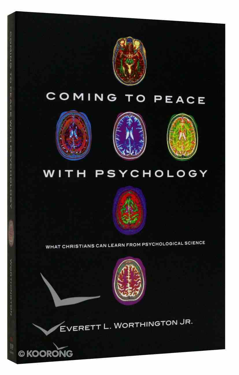 Coming to Peace With Psychology Paperback