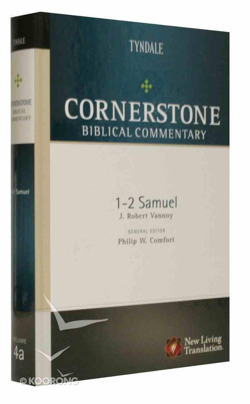 1 & 2 Samuel (#04A in Nlt Cornerstone Biblical Commentary Series) Hardback