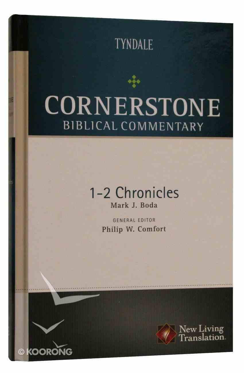 1 & 2 Chronicles (#05 in Nlt Cornerstone Biblical Commentary Series) Hardback