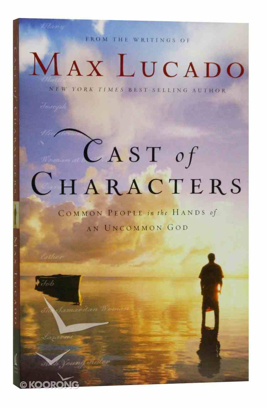 Cast of Characters Paperback