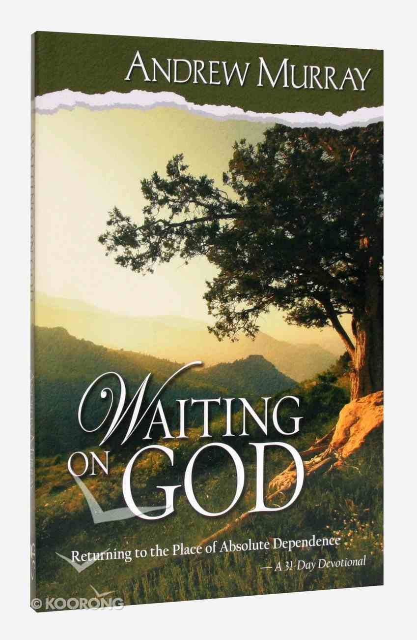 Waiting on God Paperback