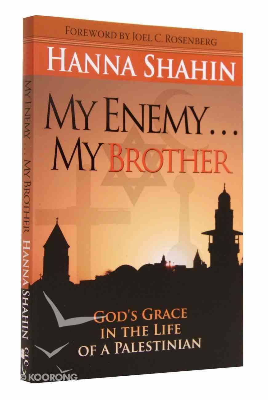 My Enemy...My Brother Paperback