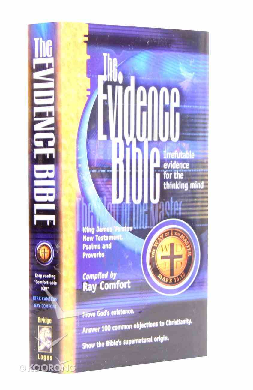 KJV Evidence Bible New Testament Paperback