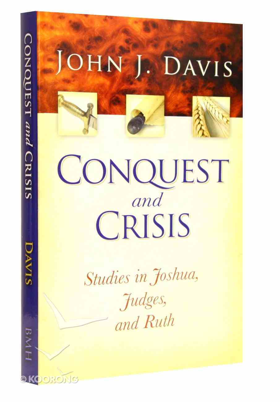 Conquest and Crisis Paperback