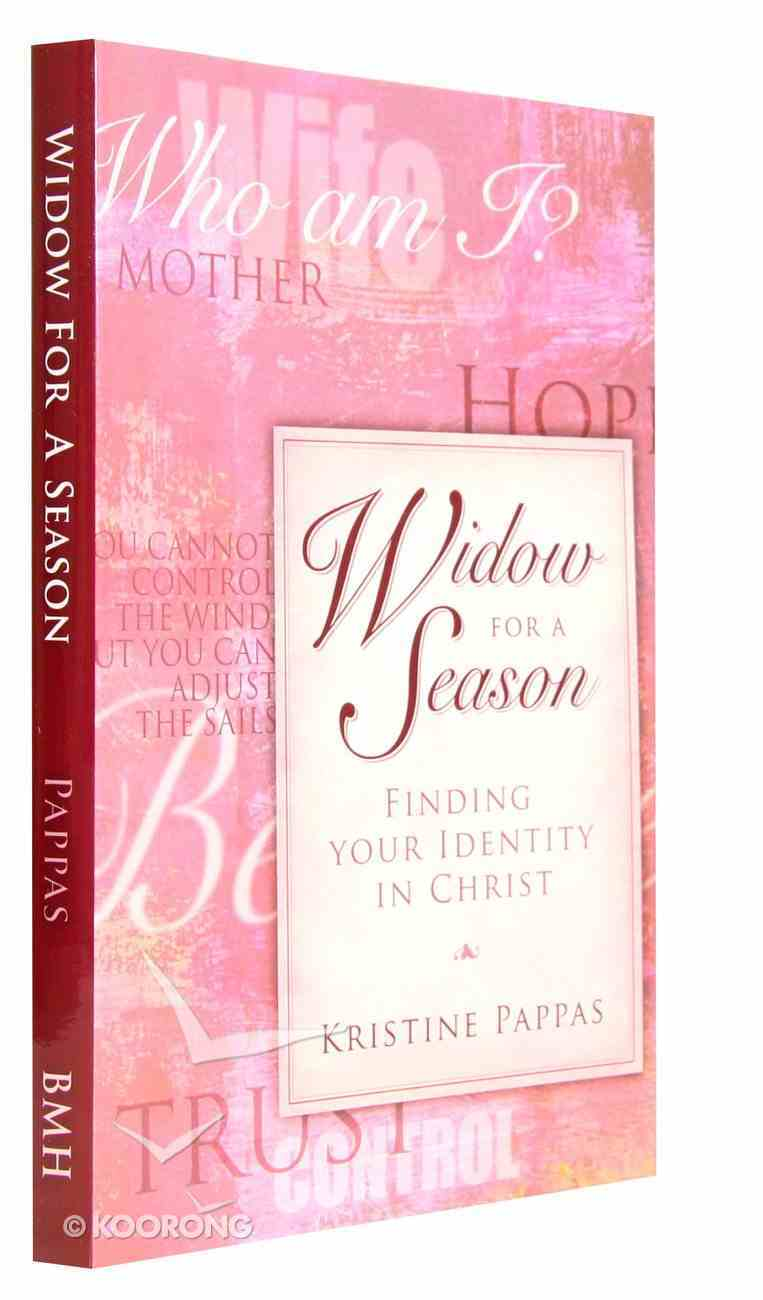 Widow For a Season Paperback
