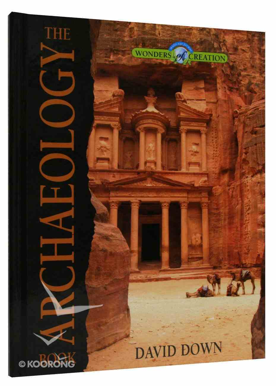The Archaeology Book Hardback