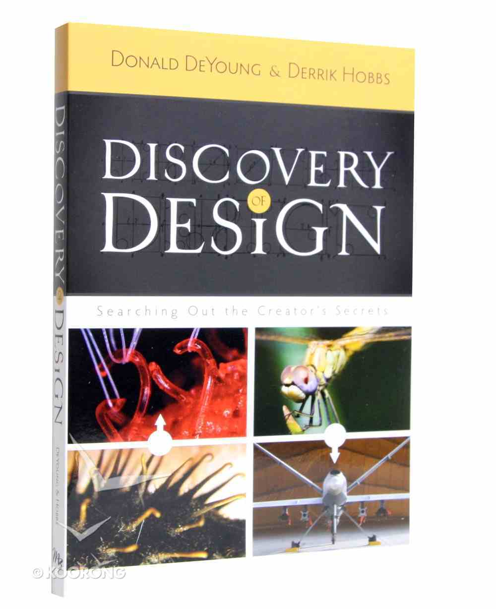 Discovery of Design Paperback