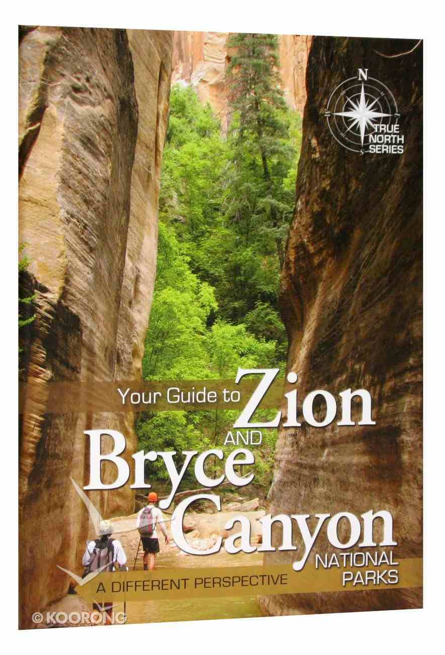 Your Guide to Zion and Bryce Canyon National Parks Spiral