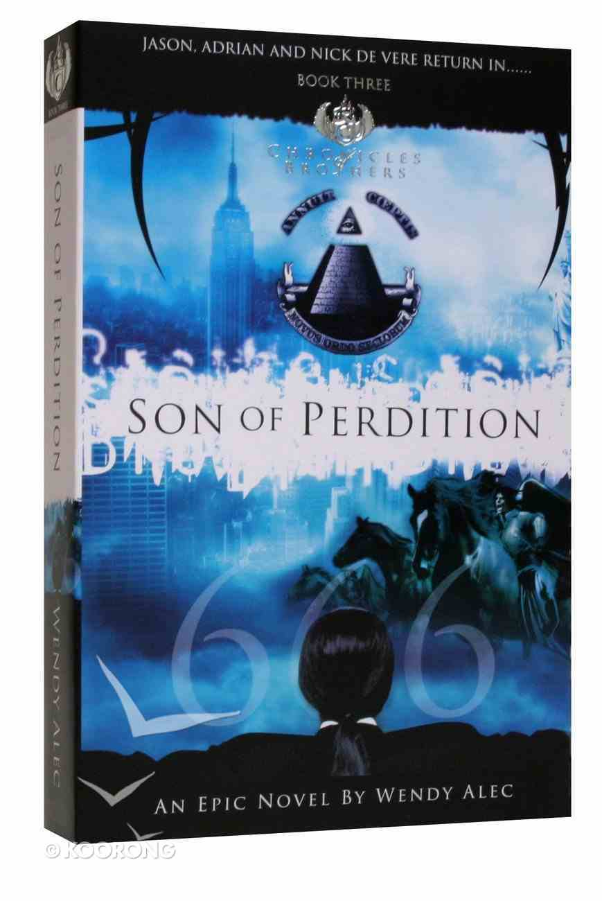Son of Perdition (#3 in Chronicles Of Brothers Series) Paperback