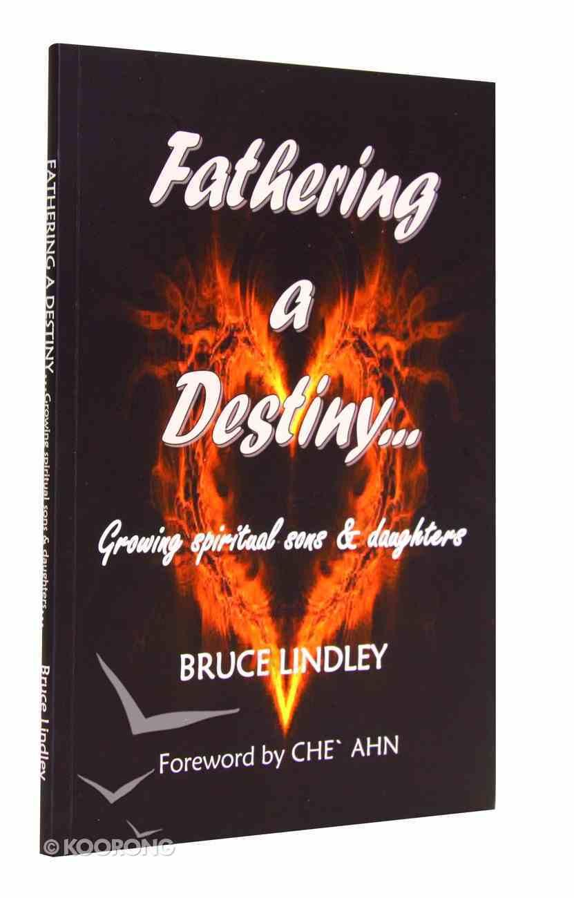 Fathering a Destiny Paperback