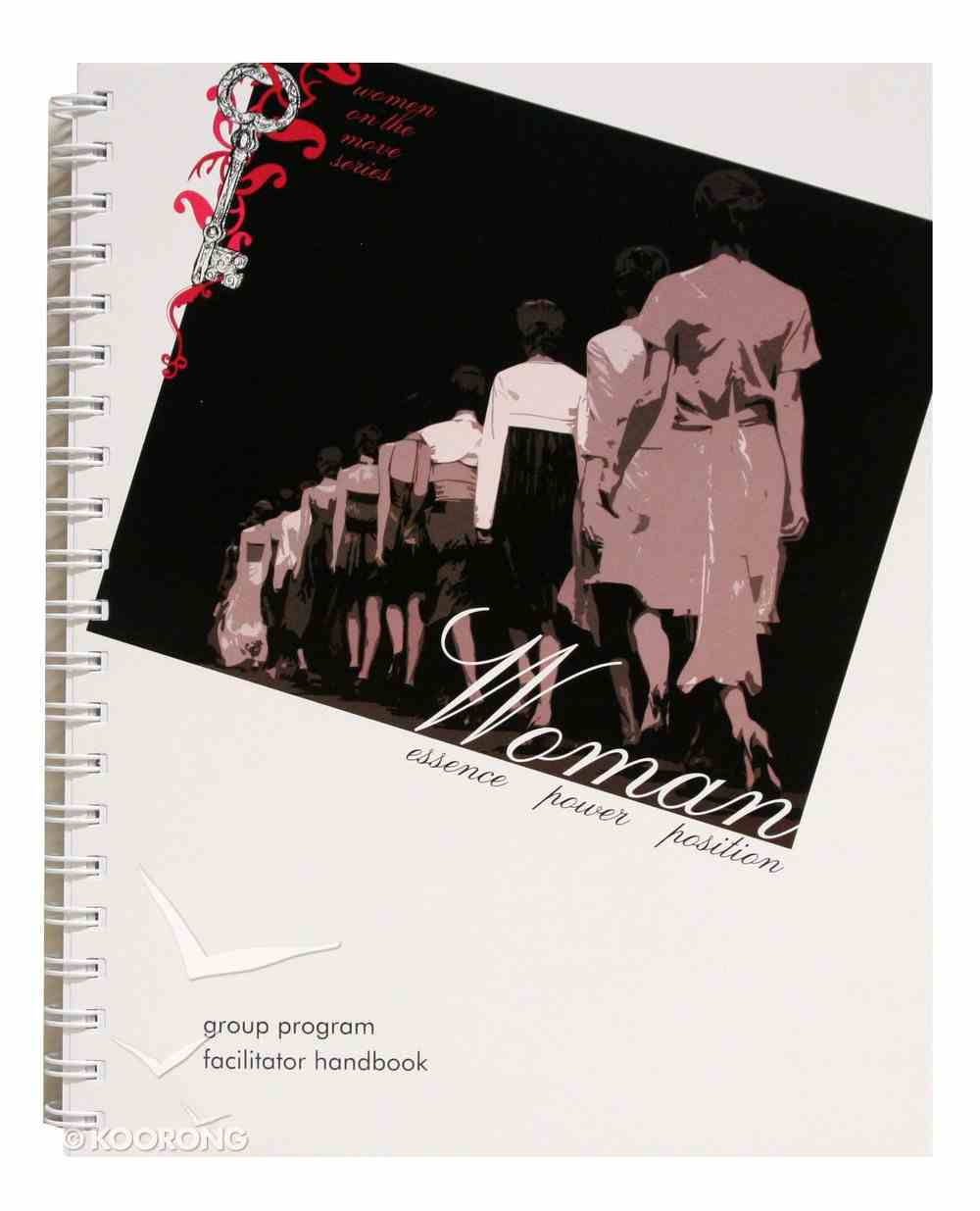 Woman (Facilitator Handbook) Spiral