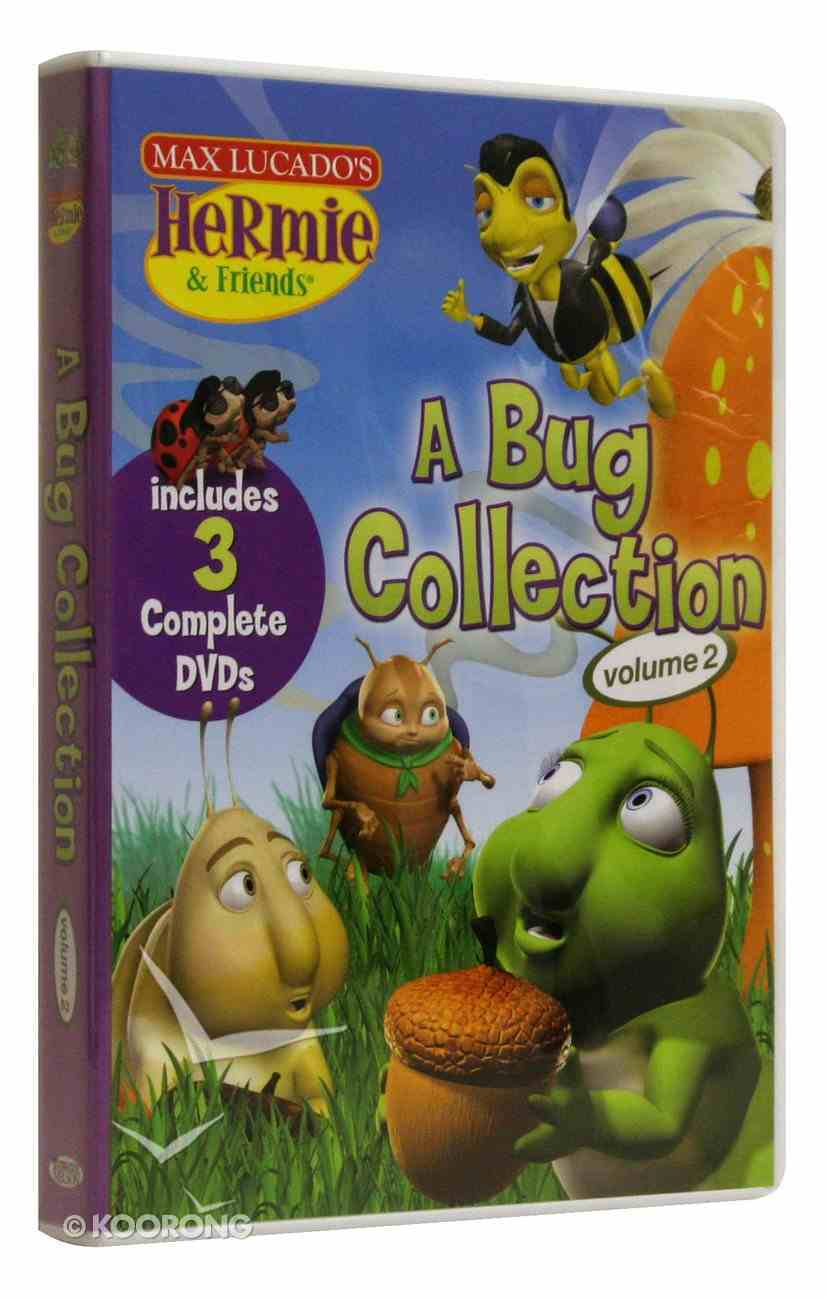 Haf Bug Collection #02 (Hermie And Friends Series) Pack