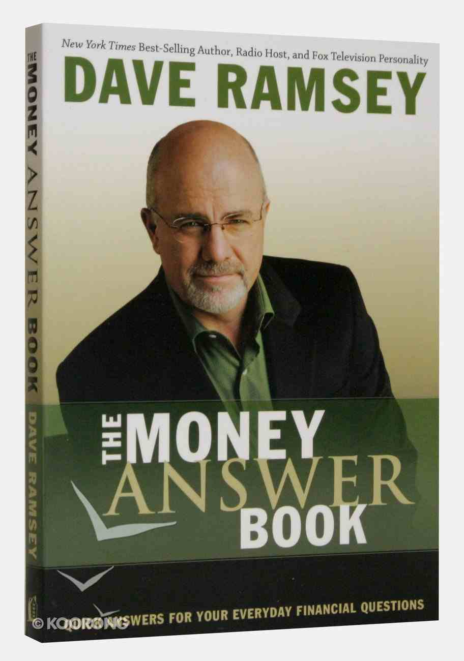 The Money Answer Book Paperback