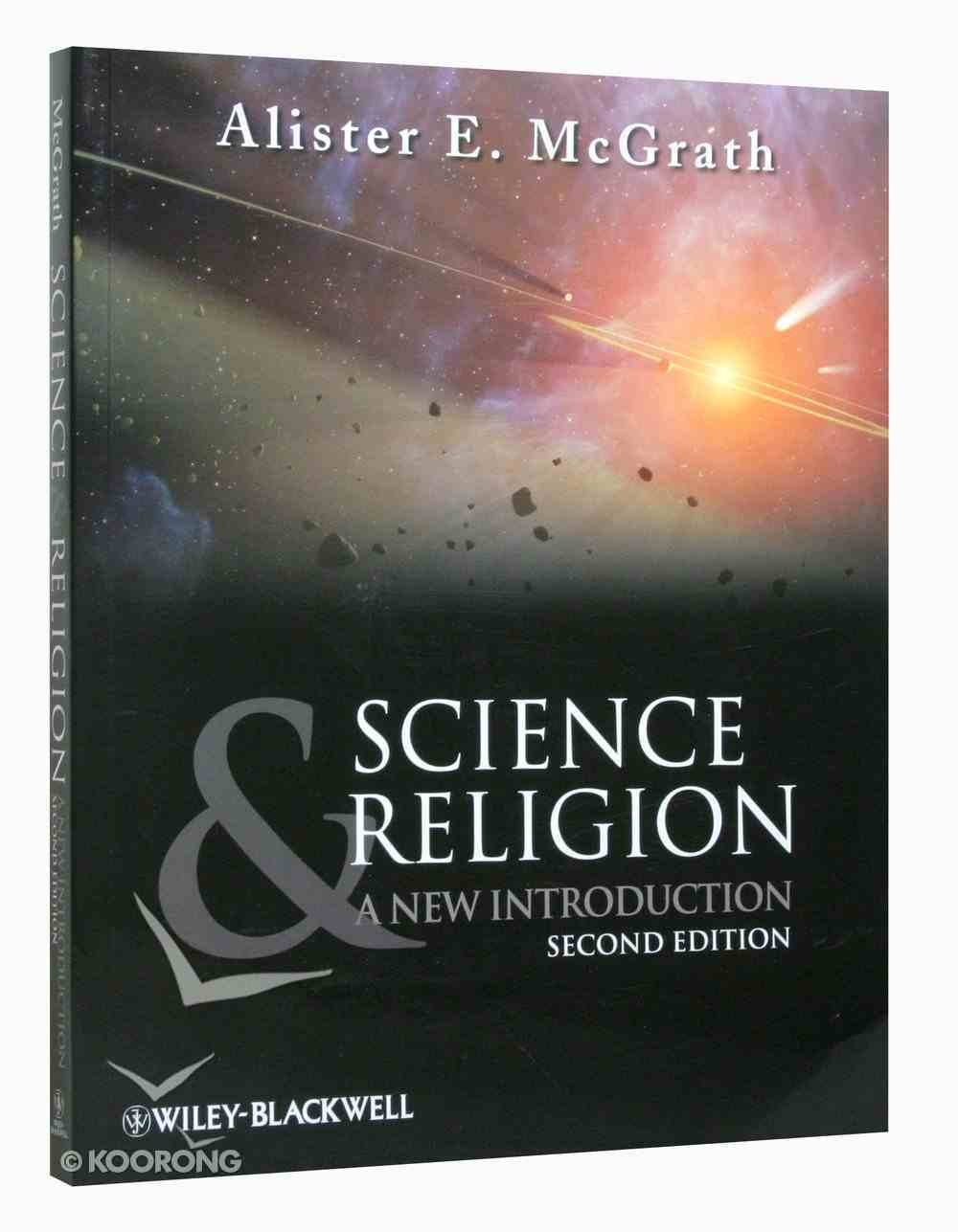 Science and Religion: An Introduction (2nd Ed) Paperback