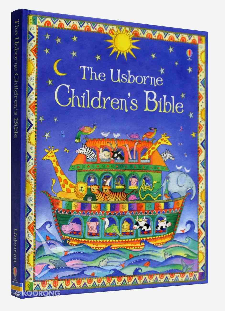 The Usborne's Childrens's Bible Hardback