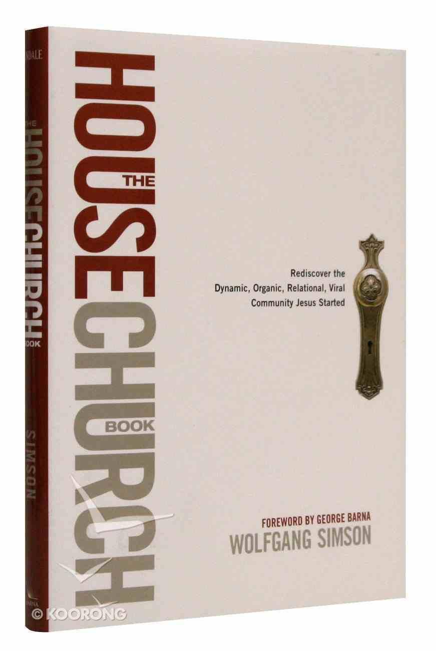 The House Church Book Hardback