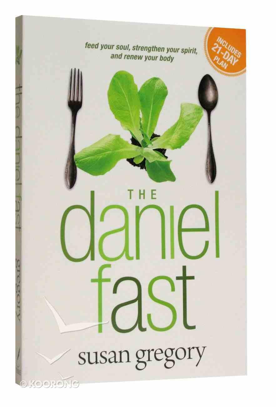 The Daniel Fast Paperback