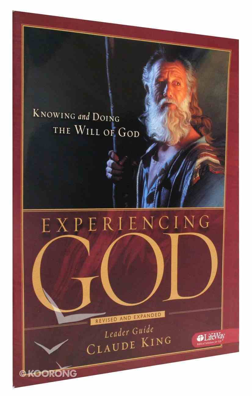 Experiencing God (Revised 2007) (Leader's Guide) Paperback